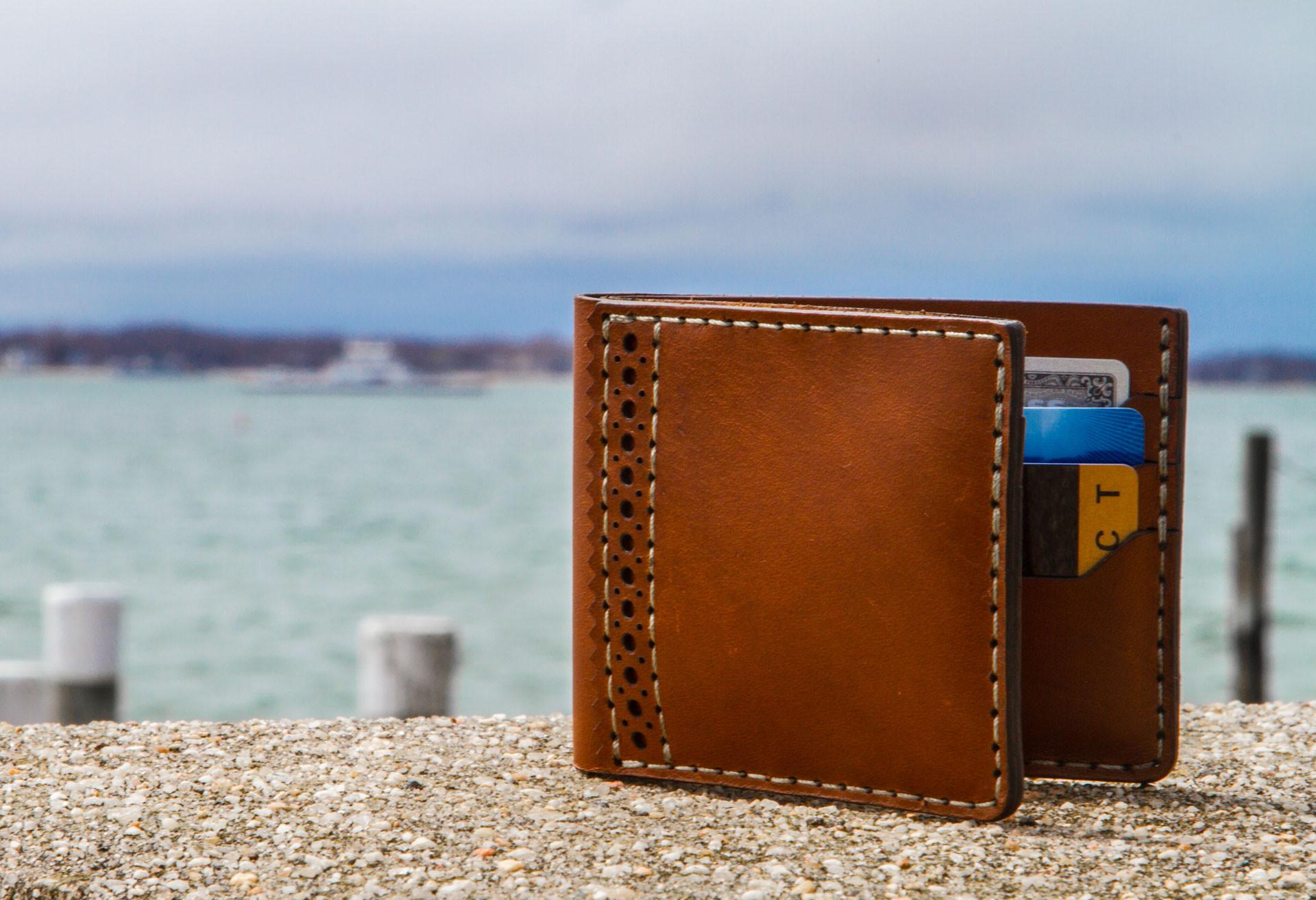 No. 133 Bi-Fold Wallet