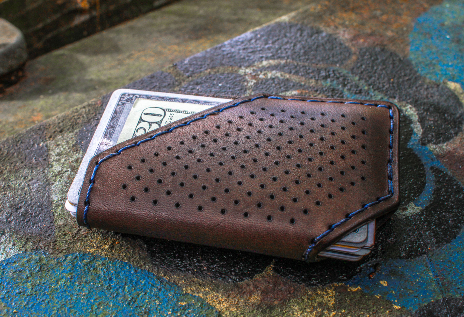No. 101 Wedge Wallet